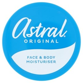 Astral Moisturiser Cream 200Ml