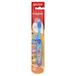 Colgate Kids 4-6 Extra Soft Toothbrush
