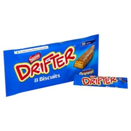 Drifter Biscuit 8 Pack 157.6G