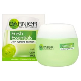 Garnier Skin Natural Fresh Ess. Day Cream Normal & Comb 50Ml