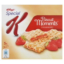 Kelloggs Special K Biscuit Moments Strawberry 125G
