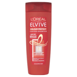 L'Oreal Paris Elvive Caring Shampoo Colour Protect 400ml