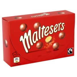 Maltesers Box 120G from London @ Tk. 260