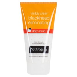 Neutrogena Visibly Clear Blackhead Eliminating Daily Scrub 150Ml
