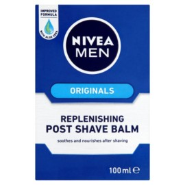 Nivea For Men Replenishing Shave Balm 100Ml