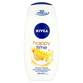 Nivea Happy Time Shower Cream 250Ml