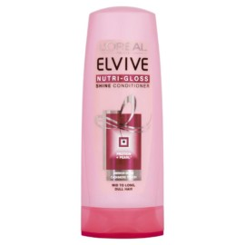 Loreal Elvive Nutrigloss Shine Conditioner 400ml