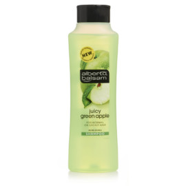 Alberto Balsam Juicy Green Apple Shampoo 350Ml