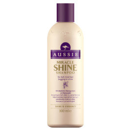 Aussie Shampoo Miracle Shine For Dull Tired Hair 300ml