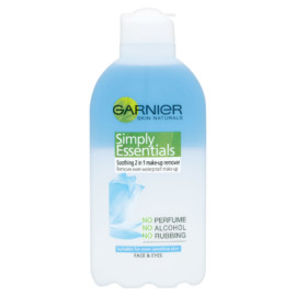 Garnier Simply Essentails 2 In 1 make Up Remover 200ml