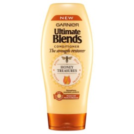 Garnier Ultimate Blends Conditioner Strength Restore 400Ml