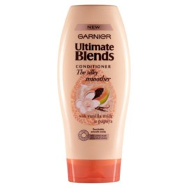 Garnier Ultimate Silky Smoother Conditioner 400Ml