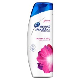 Head & Shoulders Smooth & Silky Shampoo 500ml