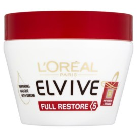 L'oreal Elvive Full Restore 5 Mask Pot 300Ml