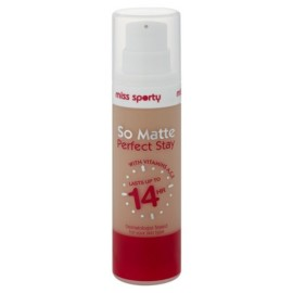Miss Sporty So Matte Perfect Stay Foundation Medium 3
