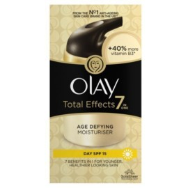 Olay Total Effects 7in1 Anti-Ageing Moisturiser SPF15 50ml