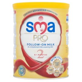 Sma Pro Follow-On Milk 6Mth+ 800G