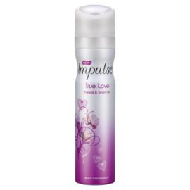 Impulse Body Spray True Love 75ml