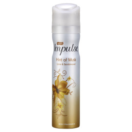 Impulse Hint of Musk Bodyspray 75ml