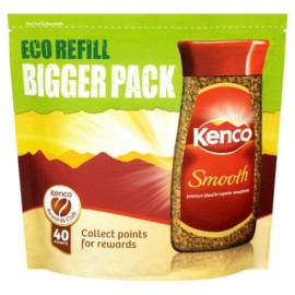 Kenco Smooth Instant Coffee Refill 275G