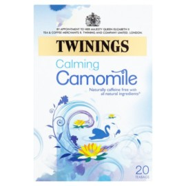 Twinings Calming Camomile Tea Bags