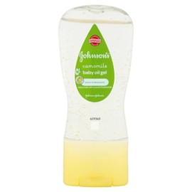 Johnson & Johnson Camomile Baby Oil Gel 200ml