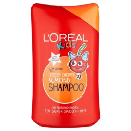 L'Oreal Kids Cheeky Cherry Almond Shampoo 250ml