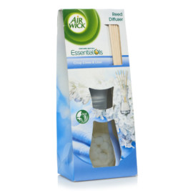 Air Wick Reed Diffuser, Linen And Lilac Air Freshener
