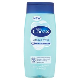 Carex Vitamin Fresh Shower Gel 250ml
