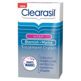 Clearasil Blemish + Marks Treatment Cream 30ml