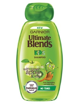 Garnier Ultimate Blends Kids Apple & Kiwi Shampoo 250ml