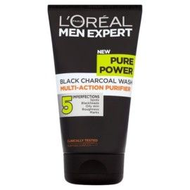 L'Oreal Paris Men Expert Pure Power Face Wash 150ml