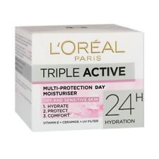 L'Oreal Paris Triple Active Day Dry Moisturiser 50ml