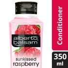 Alberto Balsam Sunkissed Raspberry Conditioner 350ml