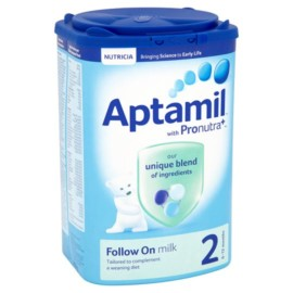 Aptamil 2 Follow On Milk Powder 900G