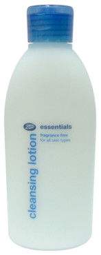 Boots Essentials Fragrance Free Cleansing Lotion 150ml