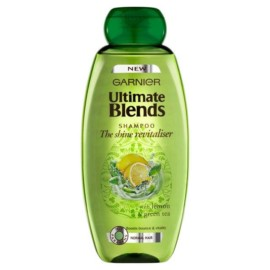 Garnier Ultimate Blends Shine Revitaliser Shampoo 400ml