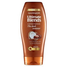 Garnier Ultimate Blends Sleek Restorer Conditioner 400ml