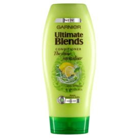 Garnier Ultimate Shine Revitaliser Conditioner 400Ml