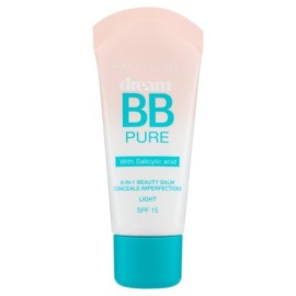 Maybelline Dream Pure BB Cream Light 30ml
