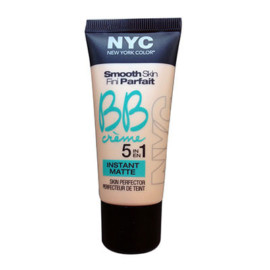 NYC Smooth Skin BB Creme 5 in 1 Instant Matte 30ml – Shade – Light