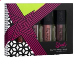 Sleek Say The Magic Word Mini Matte Me Collection