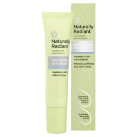 Superdrug Naturally Radiant Brightening Eye cream 15ml