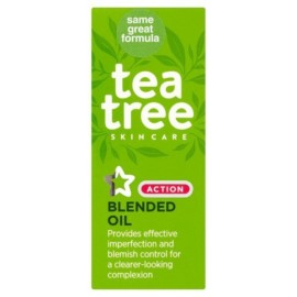 Superdrug Tea Tree Blended Oil 10ml