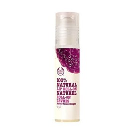 The Body Shop Natural Lip Roll On – Berry