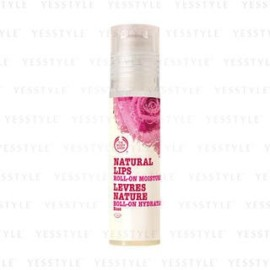 The Body Shop – Rose Natural Lip Roll-on Gloss 10ml