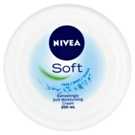 Nivea Soft Refreshingly Soft Moisturising Cream 200ml