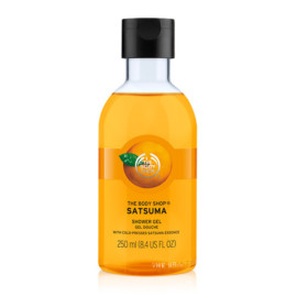 The Body Shop Satsuma Shower Gel 250ml
