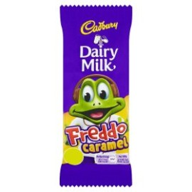 Cadbury Dairy Milk Freddo Caramel Chocolate Bar 19.5g
