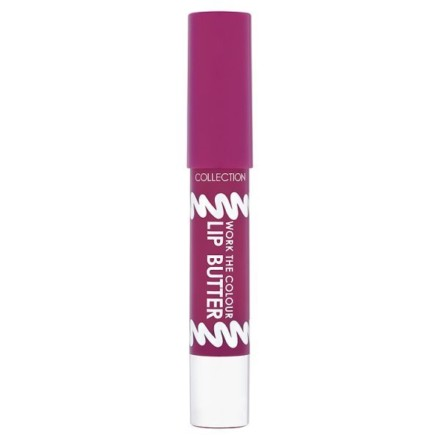 Collection Work The Colour Lip Butter Perfect Plum 4